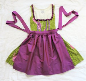 Schaber Dirndl multicolored