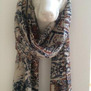 Original Schal von Diesel mit barockem Muster