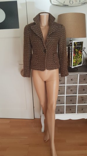 original Schumacher Boucle Tweed Jacke