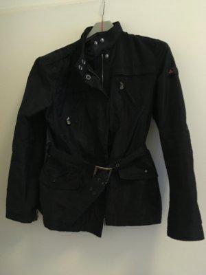Original schwarze Jacke von peuterey. Ital Größe 44, also Größe 38. top Zustand!