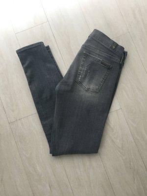 Original Seven For all Mankind Jeans, Gr. 25, Wie neu