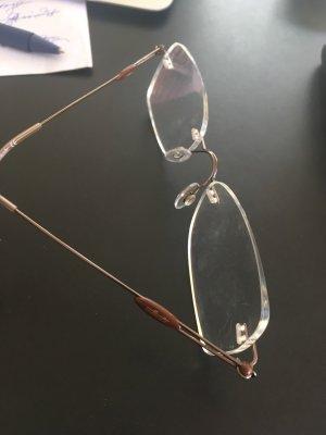 Original Silhouette rahmenlose Brille aus Titan