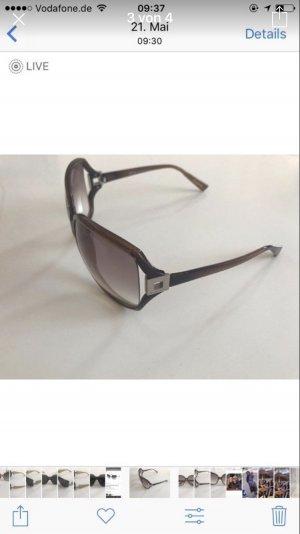 Hugo Boss Sunglasses light brown