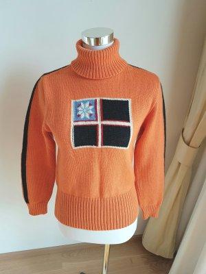 Original Steffner Sport Pullover aus 100 % reine Schurwolle