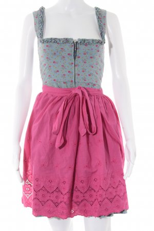 Original Steindl Dirndl Blumenmuster Country-Look
