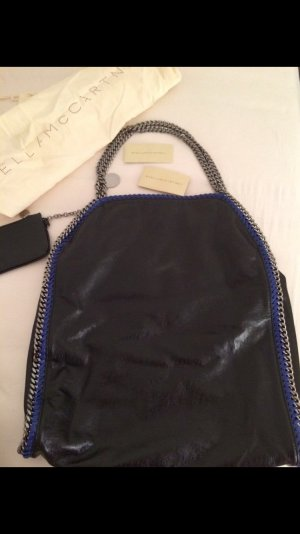 "Original Stella McCartney ""Falabella Shaggy Deer"" Handtasche in schwarz"