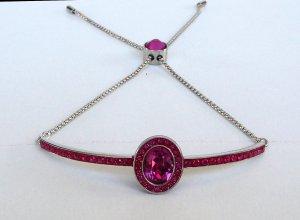 Original Swarovski-Armband in pink,Neu