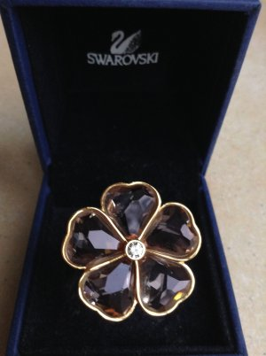 Original Swarovski Blumen Ring