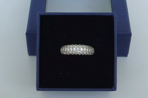 Original Swarovski- Maeva Ring, Gr. 55