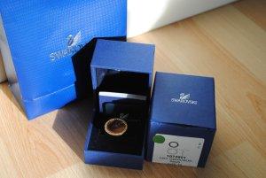 Original Swarovski Ring goldfarben Gr. 55 mit OVP *wie neu*