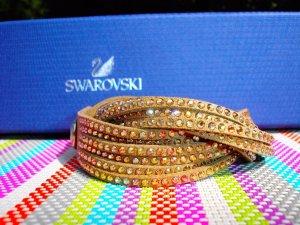 Original Swarovski Slake Deluxe Armband Rose Gold Farbe  Gr. M