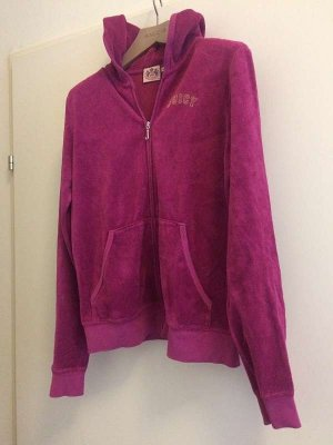Original Sweater Jacke von juicy couture, Größe large, 1x getragen