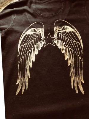 "Original T-Shirt von ""Rockstars & Angels"""