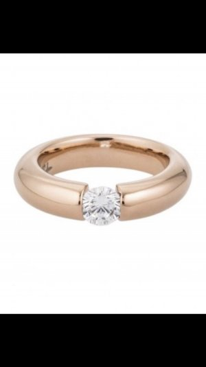 Tamaris Ring rose-gold-coloured