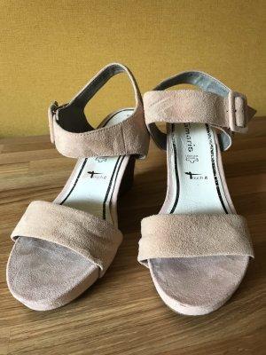Tamaris Platform Sandals pink