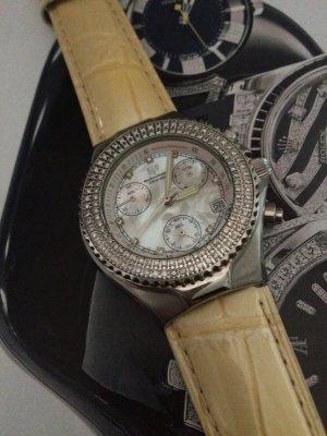 Original TECHNOMARINE Cruise Uhr  mit Diamanten Lünette