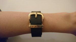 Original Ted Baker Armband Armreif Schwarz Trend Label London