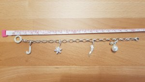 Original Thomas Sabo Bettelarmband Damen mit 4 Charms