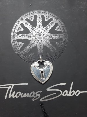 Thomas Sabo Pendant silver-colored