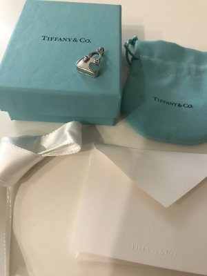Original TIFFANY & CO Handtaschen Charm Emaille Ketten Anhänger Element 290€ OVP