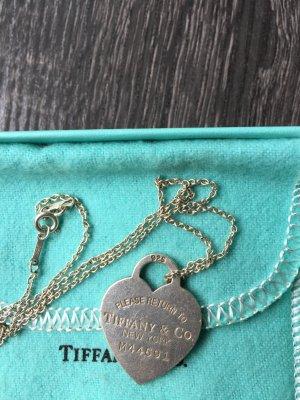 Original Tiffany & Co. Herz mit Kette