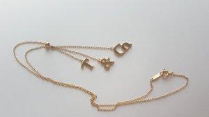 ORIGINAL Tiffany & Co. Kette mit drei Anhängern aus 18 Karat Gold