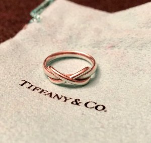 Original Tiffany Infinity Ring