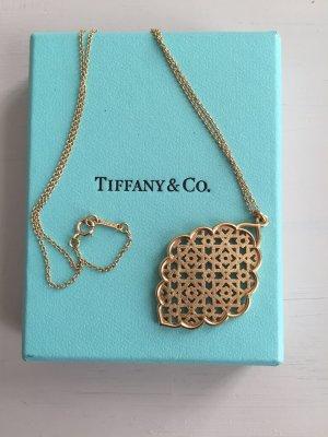 ORIGINAL Tiffany Kette in 18k Gelbgold