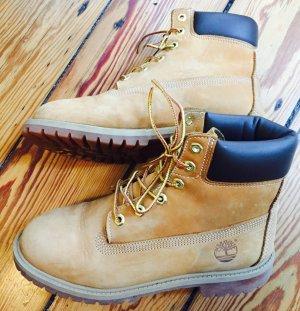 Original Timberland Boots Größe 6.5