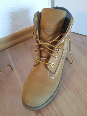 Timberland Botte multicolore cuir