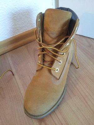 Original Timberland Boots - Top Zustand - Gr. 36