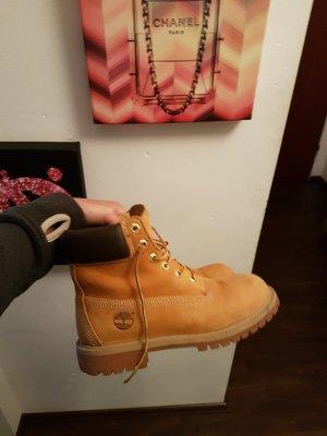 Original Timberland Timberlands Boots Stiefel wie neu Gr. 5,5 / 39