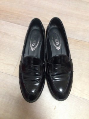 Original Tod's Leder Schuhe