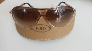 Tod's Sunglasses gold-colored