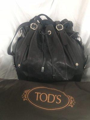 Tod's Buideltas donkerpaars