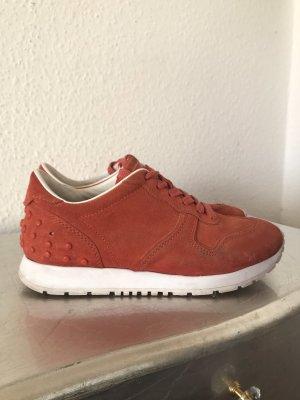 Original TODS HOGAN Sneaker Turnschuhe Wildleder 36 NP440€