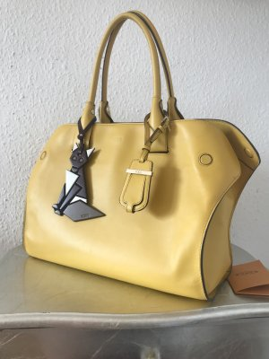 Tod's Carry Bag yellow