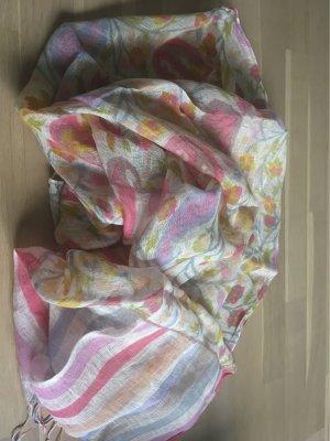 Tolani Sciarpa estiva multicolore