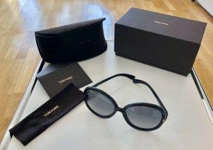 Original Tom Ford Sonnenbrille - Schwarz - Neuwertig - Model Candice