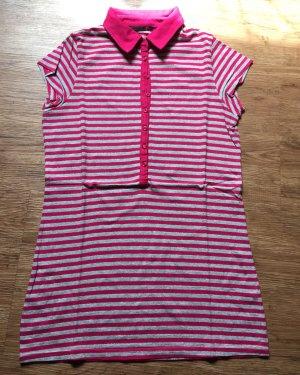 Original Tom Tailor Denim Polo- Shirt Gr M *Glitzer*
