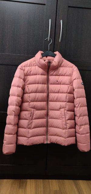Tommy Hilfiger Denim Down Jacket dusky pink
