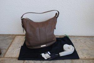 Original Tommy Hilfiger Hobo Bag Tasche Leder braun *Top Zustand*