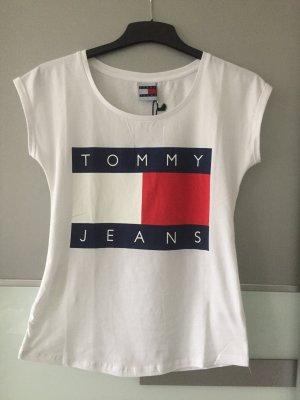 Tommy Hilfiger T-shirt multicolore coton