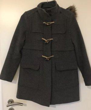 Original Tommy Hilfiger Mantel grau Gr S 36-38