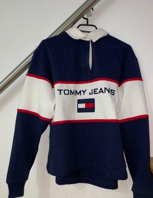 Original Tommy Hilfiger Pullover mit Kragen in S
