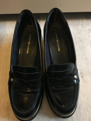 ***ORIGINAL TOMMY LOAFER MIT BLOCKABSATZ***