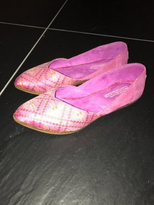 Original Toms pink gr. 38,5