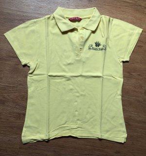Original Tomster Polo- Shirt Gr M gelb wie neu