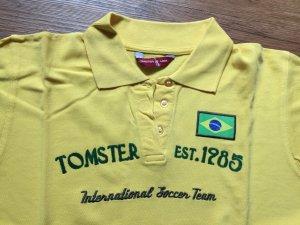 Original Tomster Polo- Shirt Gr M wie neu!