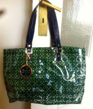 Original Tory Burch Beachbag/Shopper aus Plastik